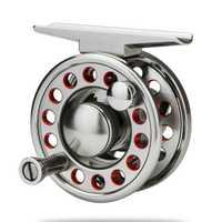 4000-6000 serie carrete de pesca con mosca pez de Metal rueda de línea para la pesca con mosca 2BB + 1RB izquierda/derecha súper mano dura ultraligero carrete señuelo