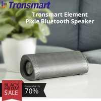 $ Cupón 2 Tronsmart elemento Pixie Bluetooth 20 W altavoz inalámbrico TWS barra de sonido altavoz portátil altavoz Subwoofer altavoces doble pasiva