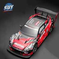 Haute-vitesse télécommande De Voiture Adulte Drift Racing Sport modèle voiture 1/16 Quatre roues Motrices De Charge voiture électrique PVC voiture