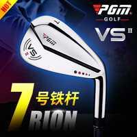 PGM Hombres Nuevo Palos de golf 7 hierro conductor principiante avanzada Golf ERS derecha inferior acero y carbono ejercicio ultraligero club