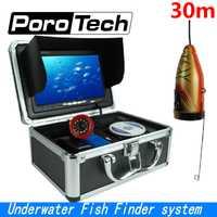SY710 30 m sistema profesional de buscador de peces submarino 7