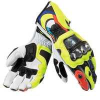 Livraison gratuite Valentino Rossi Moto gp course 2014 Moto Moto cuirs gants