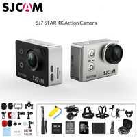 SJ7 Star 4 K 30fps SJCAM acción de cámaras Ambarella A12S75 2,0