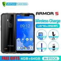 Ulefone armadura 5 impermeable IP68 NFC 5,85