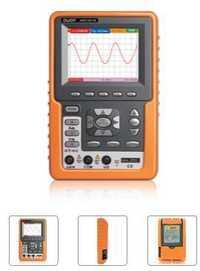 Owon HDS2062M-N OWON de doble canal osciloscopio HDS2062M-N con 60 MHz de ancho de banda (250 MSa/s) multímetro digital