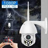 SDETER 1080 P 2MP IP cámara inalámbrica Wifi CÁMARA DE VELOCIDAD domo PTZ al aire libre IP66 Onvif dos vías de Audio de la visión nocturna IR la cámara de seguridad CCTV