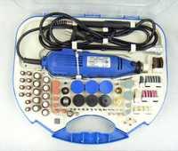 Dremel mini taladro 220 V eléctrica Herramientas eléctricas mini taladro dremel DIY Herramientas eléctricas Accesorios conjunto Rectificadoras con 211 unids.