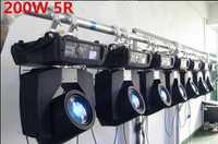 230 W 7R Beam head luces pantalla táctil Sharpy Beam 200 W cabeza móvil Sharpies 5R Luz
