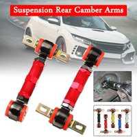 Alta calidad 1 par ajustable Racing suspensión trasera Camber brazos Kit para Honda para Civic 5 color