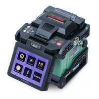 DHL/Fedex envío gratis KOMSHINE GX37 FTTH fibra óptica empalmador de fusión soldadura máquina de empalme de