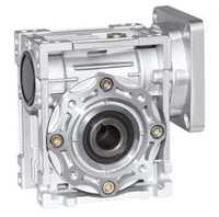 NMRV040 86mm réducteur à vis sans fin rapport de réduction 5:1 à 100:1 pour NEMA34 moteur pas à pas 14mm arbre