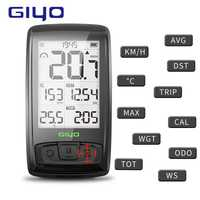 Sans fil Bluetooth4.0 ordinateur de vélo Mont Titulaire indicateur de vitesse pour vélo Vitesse/Cadence Capteur Étanche Vélo Ordinateur De Vélo