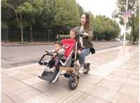 De 50 km taga cochecito bicicleta madre del bebé e scooter