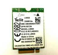 SSEA nuevo ventas al por mayor para DELL LN930 DW5810e 4G LTE tarjeta WWAN 4g/LTE/DC-HSPA + 4G módulo inalámbrico