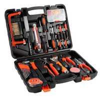 100 unids calidad mantenimiento reparación Equipos instrumental Sets robusto ligero multifuncional Herramientas manuales kits