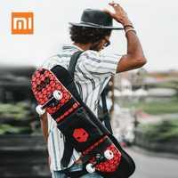 Xiaomi ACTON skate mochila bolsa para doble balancín portátil duradero estudiantes skate bolsas de cubierta de la bolsa