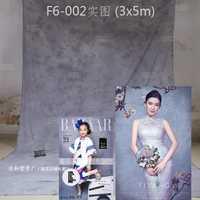 CustomTye de la boda de la muselina fotografía, tela de algodón fotografía fondos para foto estudio Navidad familia F6002