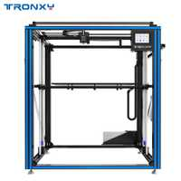 TRONXY DIY 3D Kit de impresora Plus tamaño X5ST-500 gran 3D de impresión 500*500*600 HD pantalla táctil pantalla