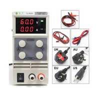 Chuilian CL605D 60 V 5A solo canal ajustable Digital 0,1 V 0.01A DC alimentación de laboratorio