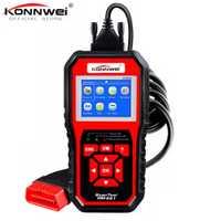 OBD2 ODB2 escáner Auto diagnóstico del escáner de KONNWEI KW850 función completa coche diagnóstico escáner coche Universal OBD motor lector de código