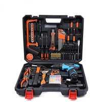 12 V destornillador eléctrico de la batería de litio recargable Mini taladro Multi-función sin taladro eléctrico herramientas de mano