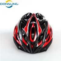 Actualización modelo 2018 casco de bicicleta Ciclismo casco ultraligero moldeado integralmente de carretera de montaña bicicleta casco Cascos de Ciclismo