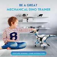 Electrónicos RC mecánica de voz inteligente equilibrio juego de niños interacción dinosaurio niños juguete de alta calidad A1