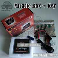 Gran venta Original caja milagrosa + llave milagrosa con cables (actualización en caliente del 2,88) para teléfonos móviles de china desbloqueado + desbloqueo de reparación