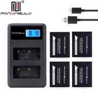 4x NP-W126S NP W126S Batterie + Chargeur USB pour Fujifilm Fuji XT3 XA5 XT20 XT2 XH1 XT10 XE3 X100F xpro2 NAVIRE AVEC NUMÉRO DE SUIVI
