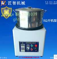 Nueva llegada de gran capacidad 5 kg pieza joyería que hace la máquina vaso magnético oro plata pulido máquina 1 unid/lote ghtoo