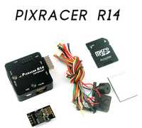 Pixracer R14 piloto automático Xracer Mini PX4 tablero de control de vuelo nueva generación para multicóptero DIY FPV Drone 250 RC Quadcopter