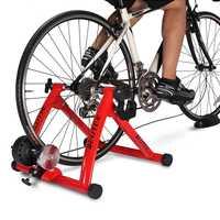 Bicicleta montaña bicicleta interior ejercicio bicicleta entrenamiento hogar 6 velocidades resistencia magnética bicicletas entrenador carretera MTB