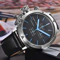 Relojes de diseño Pagani para hombre, reloj de pulsera multifunción de cuarzo para hombre, reloj militar de buceo de 30 m, reloj Masculino