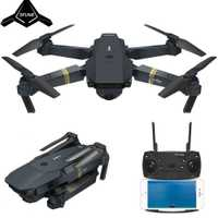 E58 WIFI FPV drone con HD de gran angular de la Cámara Alta modo Hold plegable brazo RC Quadcopter del JY09 RC helicóptero