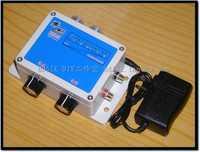 1,8-60 MHz final alimentado antena Multi-banda-Fed antena jamón de onda corta Antena de media onda (EFHW) cables de acero de relación de onda Metro