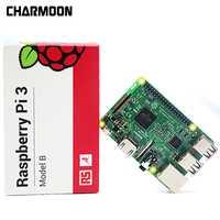 Elemento 14/RS frambuesa Pi 3 Modelo B +/Modelo B Placa base con WiFi y Bluetooth frambuesa Pi ordenador de a bordo