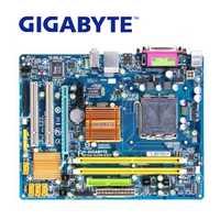LGA 775 DDR2 para Intel Gigabyte GA-G31M-ES2C 100% Original placa base 4G G31 G31M-ES2C placa base de escritorio Systemboard utilizado