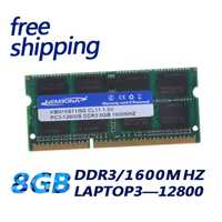 KEMBONA envío gratuito Momery módulo portátil DDR3 8 GB DDR3 8g 1600 MHz PC3-12800 SO-DIMM RAM para MacBook Mac Mini