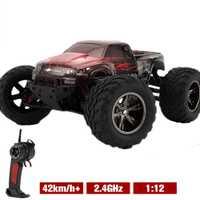 De alta calidad RC coche 9115, 2,4G 1:10 escala 1/15 coches de carreras de coche supersónico monstruo camión vehículo Off-Road buggy juguete electrónico