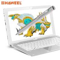 HAWEEL pantalla táctil capacitiva Pen Stylus para cubo IWORK1X T10 Tablet PC WMC1246W/WMC1248W negro