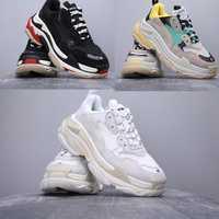 TRIPLE S baskets pour hommes/femmes coureur papa chaussures Chunky baskets Zapatillas Deportivas