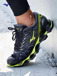 Original Mizuno profecía 7 hombres ola almohada zapatillas de deporte transpirables zapatos deportivos zapatos de levantamiento de pesas de ShoesJ1GC180050