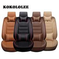 Automóviles Seat Covers slap-up Car Seat Cover Universal Fit accesorios interiores asiento cubierta decoración Protector coche de estilo