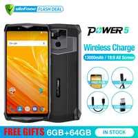Ulefone Puissance 5 13000 mAh 4G Smartphone 6.0