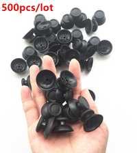 500 piezas PS4 cubierta análoga 3D Thumb Sticks Joystick Thumbstick Mushroom Cap para Sony playstation 4 ps4 Controllerdualshock 4
