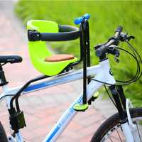 Offre spéciale 2018 nouveau vélo de route de montagne siège de sécurité enfant vélo avant chaise adapté pour 0-6 ans bébé