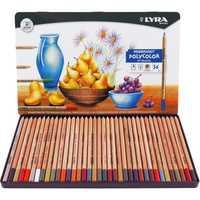 LYRA 36/72 Colores Rembrandt Polycolor conjunto lápiz De Color lápices De dibujo lápices Lapices De Colores lápices suministros De arte