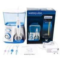 Waterpulse profesional Dental agua Flosser Dental Flosser agua Jet Faucet Dental hilo Dental cuidado Dental limpiador de dientes