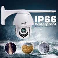 Zjuxin wifi cámara ip al aire libre pan tilt 1080 P p2p red CCTV Onvif cámara ip PTZ ver de noche visión casa monitor