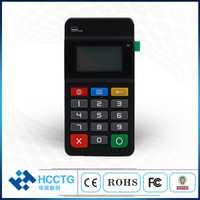 Lecteur de carte de crédit à puce de paiement Mobile Mpos Terminal Machine avec Pinpad HTY711